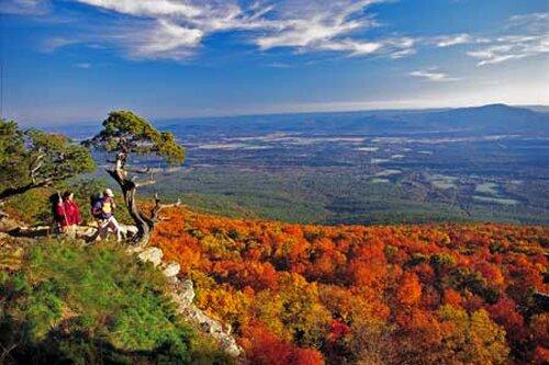Arkansas facts: Mount Magazine