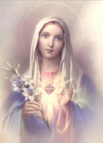 Bible facts Virgin Mary1 10 Interesting Bible Facts