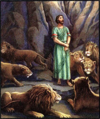 Bible facts:Daniel