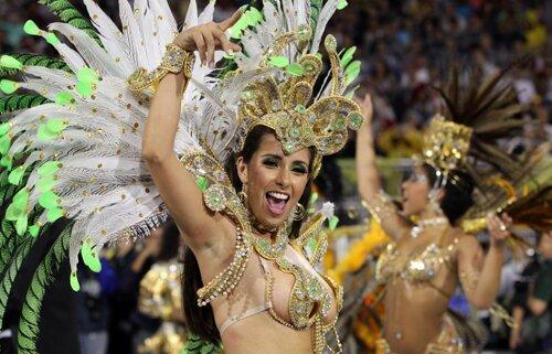 Brazil facts: brazil carnaval