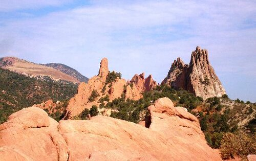 Colorado facts: Colorado Springs
