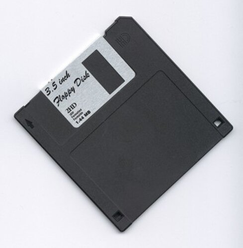 Computer facts: floppy disc