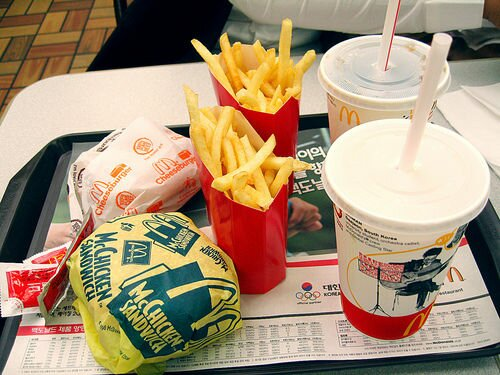 Fast food facts food 10 Interesting Fast Food Facts
