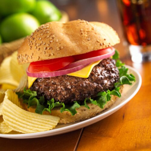 Fast food facts hamburger 10 Interesting Fast Food Facts