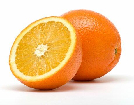 Orange facts: vitamin C