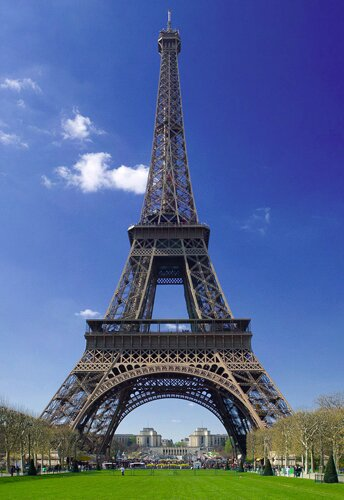 Paris facts eiffel tower 10 Interesting Paris Facts