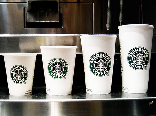 Starbucks facts Cups 10 Interesting Facts about Starbucks