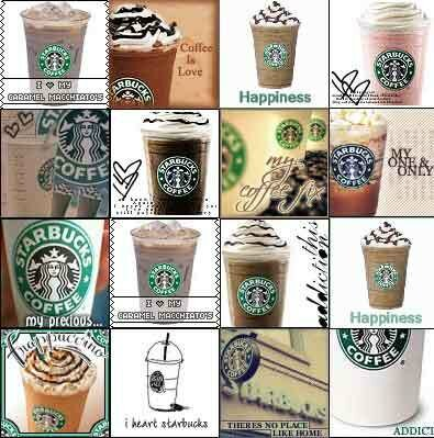 Starbucks facts: starbucks menu