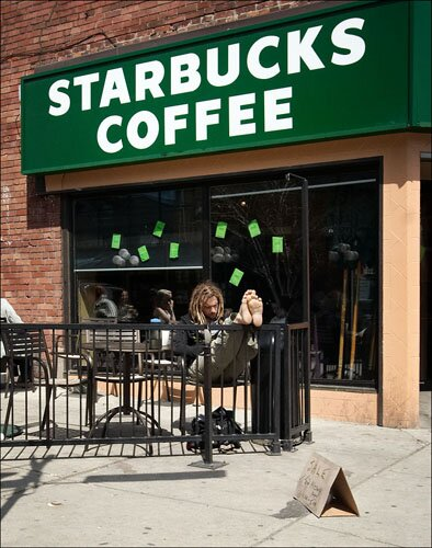 Starbucks facts: starbucks store