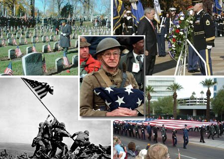 Facts about veteran day: veterans day