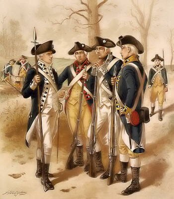 George Washington facts revolutionary war soldiers 10 Interesting George Washington Facts