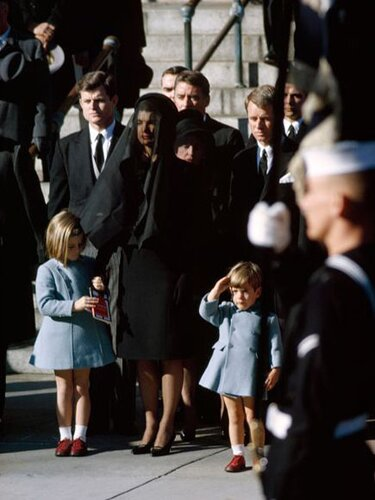 John F Kennedy facts: Funeral