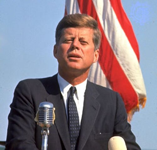 John F Kennedy facts: JFK Speech