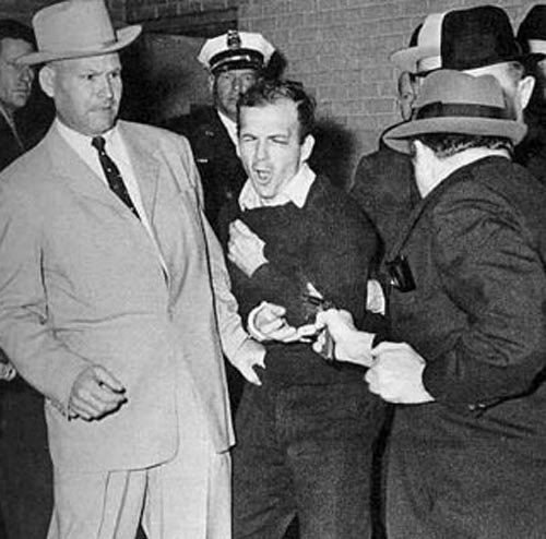 John F Kennedy facts Lee Harvey Oswald 10 Interesting Facts about John F Kennedy
