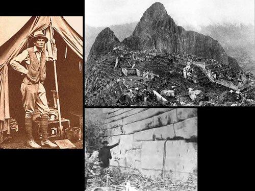 Machu Picchu facts: Bingham