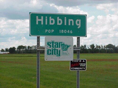 Minnesota facts: Hibbing