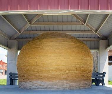 Minnesota facts: The largest twine ball