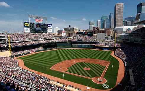 Minnesota facts: climate controlled Metrodome