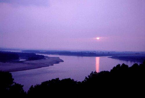 Mississippi state facts: mississippi river