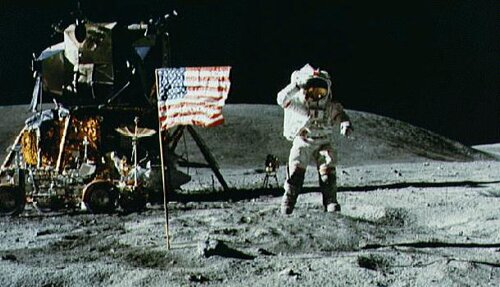 Moon facts: moon landing
