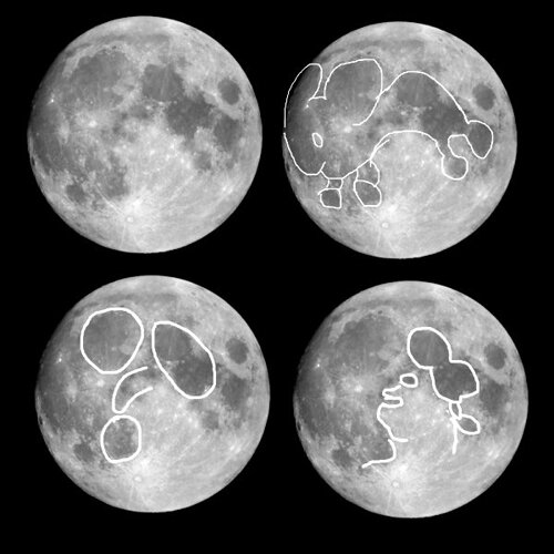 Moon facts: sweet moon