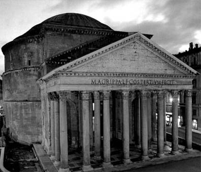 Rome facts Pantheon 10 Interesting Rome Facts