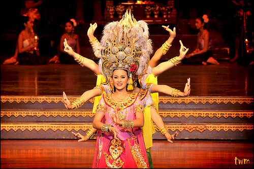 Thailand facts: Thai Dance