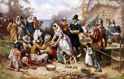 Thanksgiving facts: Pilgrims
