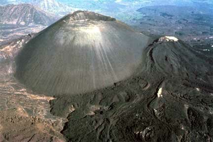 Volcanoes facts: Volcano Paricutin