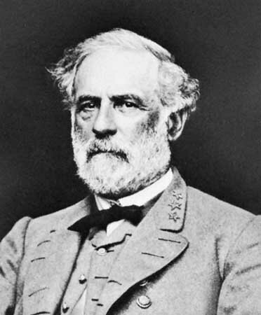 Civil war facts: Robert E. Lee