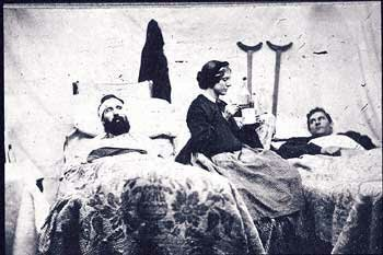 Civil war facts: civil war nurse