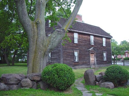 John Adams facts: John Adams Home