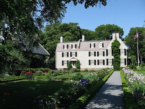John Adams facts: John Adams House