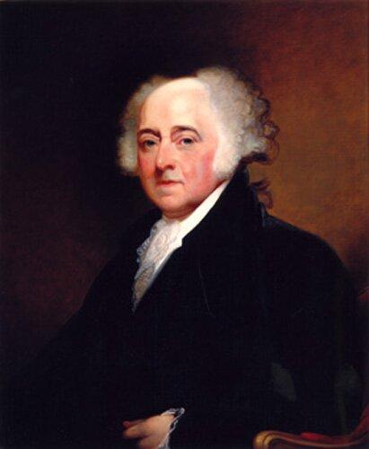 John Adams facts: Old John Adams
