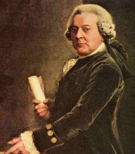John Adams facts: Young John Adams