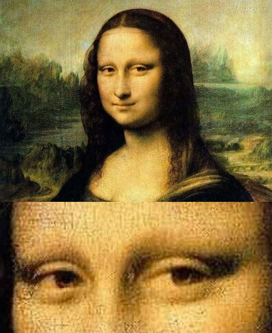 Life facts: Mona Lisa