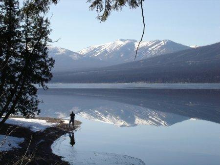 Montana facts: Flathead Lake
