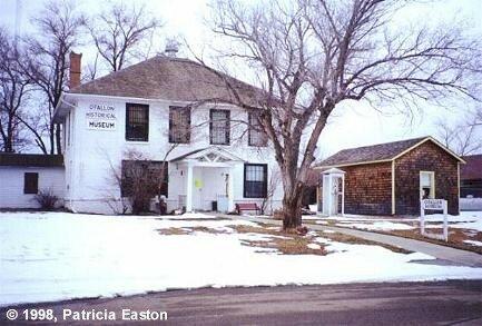 Montana facts: O'Fallon Museum