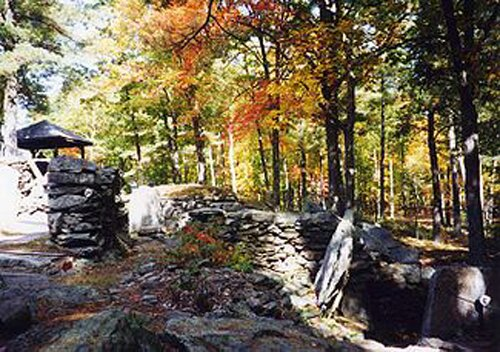 New Hampshire facts: America's Stonehenge