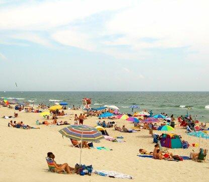 New Jersey facts : New Jersey Beach