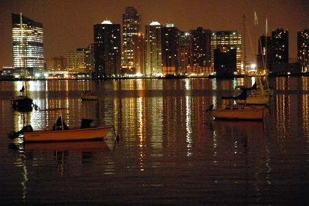 New Jersey facts: New Jersey at Night