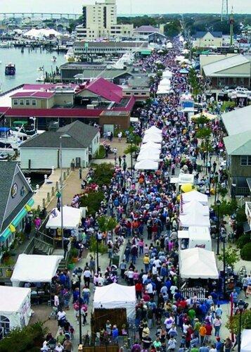 North Carolina facts: North Carolina Seafood festival