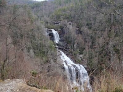 North Carolina facts Whitewater Falls 10 Interesting North Carolina Facts