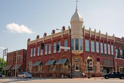 Oklahoma facts: Guthrie