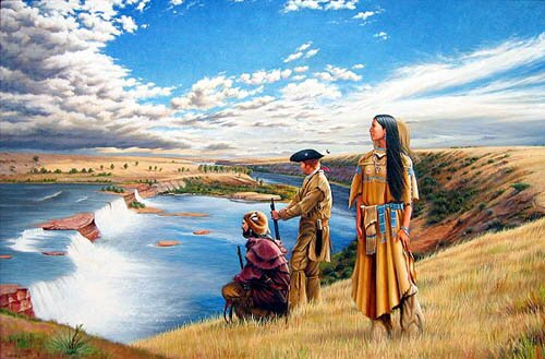 Sacagawea facts sacagaweas journey 10 Interesting Sacagawea Facts