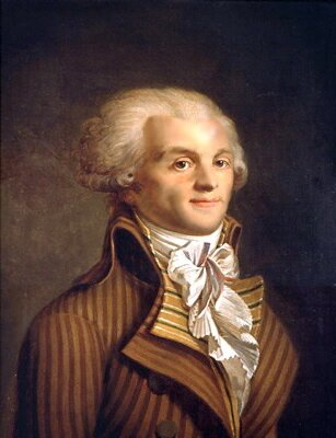 Thomas Paine facts: robespierre