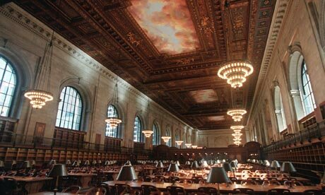 Book facts: New York Public Library