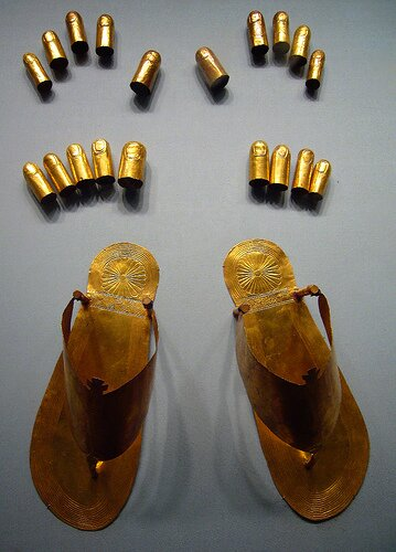 Gold facts ancient egypt