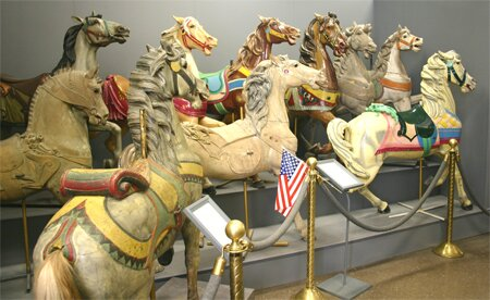 Oregon facts Carousel Museum 10 Interesting Oregon Facts