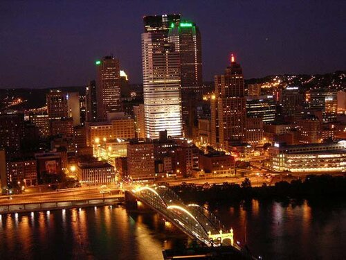 Pennsylvania facts Pittsburgh 10 Interesting Pennsylvania Facts